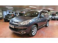 2007 CITROEN C CROSSER 2.2 HDi VTR Plus SPORT LEATHER