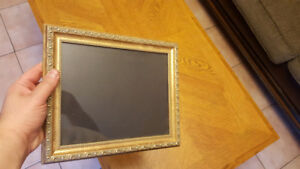 Custom made 8x10 picture frame