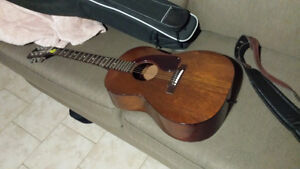 60 year old Gibson  acoustic. LG- 0 model