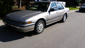 1989 Honda Accord EXI