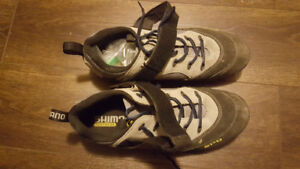 Shimano SPD Bike Shoes (Men's) Size 10