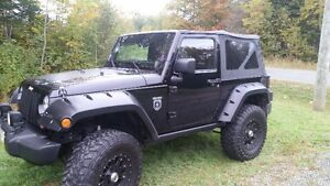 2011 Jeep Other call of duty  RUBICON
