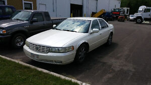 2001 Cadillac Seville Other