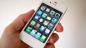 iPhone 4s 16g à vendr en très bon état  ou échange