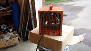 4800 watt construction heater