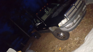 1995 dodge ram 1 ton dually project truck