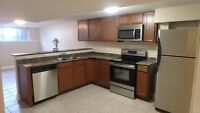 Newly Renovated Basement Apartment Available Now