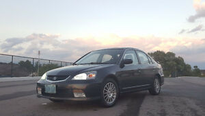 2005 Acura 1.7EL Premium Sedan LOW KM!!!