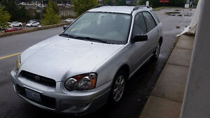 2004 Subaru Impreza Hatchback