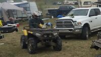 FOR SALE OR TRADE SPORTSMAN 850 XP