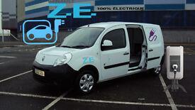 2012 RENAULT KANGOO E auto Maxi Z.E.