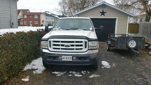 Ford F250 turbo Diesel Lariat 6.0L