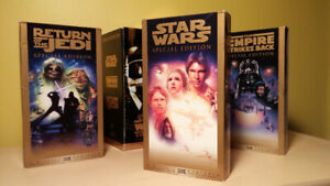 STAR WARS TRILOGY SPECIAL EDITION