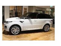 Genuine landrover style 17 alloys upgrades on autobiography 22 Range Rover sport t5 508