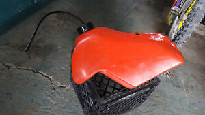 1983 honda cr 125 gas tank