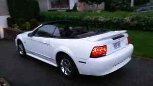 Ford Mustang cabriolet 2000