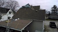 Free estimates, Exterior Repairs to Roof