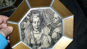 """VINTAGE 2 GORGEOUS VICTORIAN """"ATTRIBUT"""" WALL PLAQUES Kitchener / Waterloo Kitchener Area image 6"""