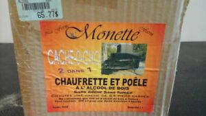 CHAUFRETTE POUR CACHE (CHASSEURS)