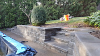 ☆ Interlocking / Natural Stone / Retaining Walls ☆