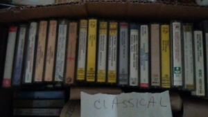 Cassettes- Classical