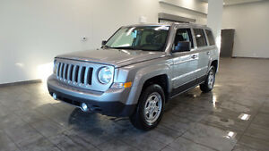 2016 CLEAROUT SALE! 2016 JEEP PATRIOT NORTH! ONLY $139 BW!