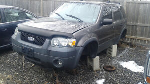 07 escape for parts