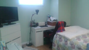 Two rooms for rent(SLC across the street)