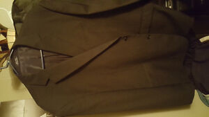 Selling almost brand new Alfred Sung pinstripe suit from Moores