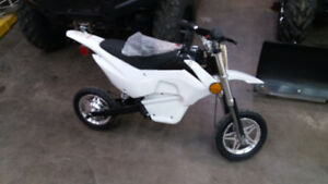 Brand New Lithium Electric Mini Kids Dirt bike $349.99! SAVE!