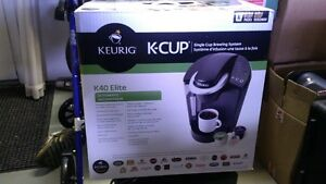 K-40 Keurig Machine