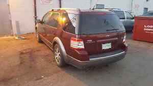 2008 Ford Taurus x 4x4 Regina Regina Area image 4