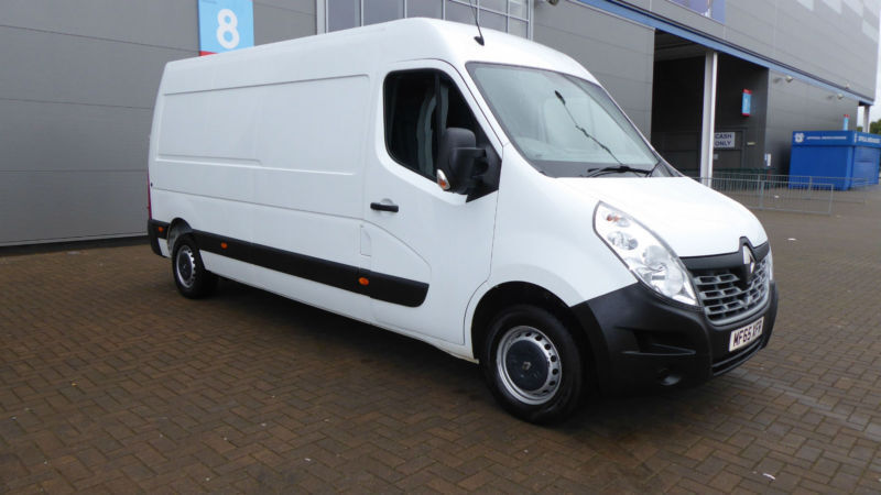 519c244076 2015 RENAULT MASTER 2.3dCi FWD ENERGY S S LM35 135 BUSINESS WHITE ...