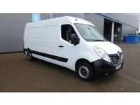 2015 RENAULT MASTER 2.3dCi FWD ENERGY S/S LM35 135 BUSINESS WHITE LWB HIGH ROOF