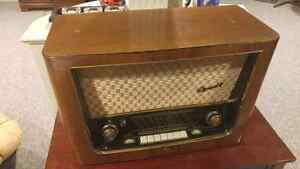 Telefunken radio Rondo antique fully restored with all new tubes West Island Greater Montréal image 3