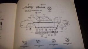FORD MUSTANG TECHNICAL DIGEST OF PONY CAR INC GT AND SHELBY Kitchener / Waterloo Kitchener Area image 8