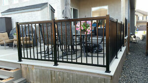 Front Step/Deck Railings Lowest price in the city!