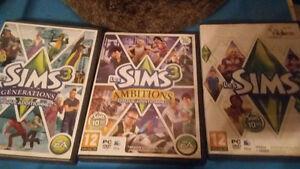 Sims 3 | Ambition | Génération