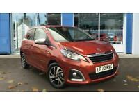 2020 Peugeot 108 1.0 Collection (s/s) 5dr Hatchback Petrol Manual