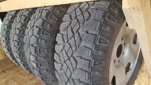 pneus duratrac 245/70/r17