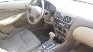 Nissan sentra automatic