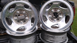 "16"" Ford  F 150 Rims"