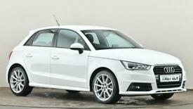 image for 2018 Audi A1 1.4 TFSI S Line Nav 5dr Hatchback petrol Manual