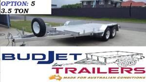 TRAILER HIRE RENTAL BRISBANE QLD 3.5T CAR TRAILER FROM $90 P/D  T