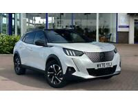 2020 Peugeot 2008 50kWh GT Auto 5dr SUV Electric Automatic