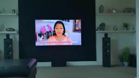 65 inch Samsung HD Tv