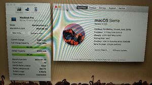 Macbook Pro Retina Early 2015 (Perfect Condition)