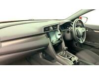 2018 Honda Civic 1.0 VTEC Turbo SR (s/s) 5dr Hatchback Petrol Manual