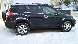 2009 Toyota RAV4 Limited DELIVERED