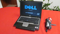 Core 2 DuO DELL D620 Laptop_1.8ghz_2.5 gb_160 HD_DVD/RW_Wi-Fi_W7
